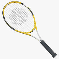 3D tennis rackets larsen 300a model