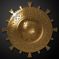 3D door al-masjid an-nabawi masjid
