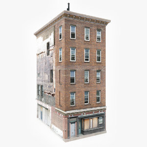 3D ready apartment house