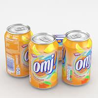 3D beverage omj! tropical