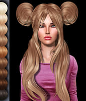 3D hairstyle 2
