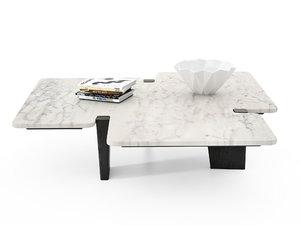 jacob table 130 3D