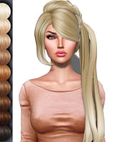hairstyle 2 3D model
