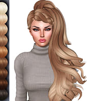 hairstyle 2 3D