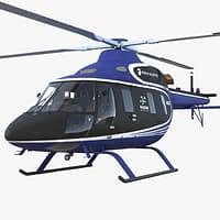Light Helicopter Kazan Ansat
