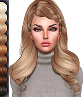 hairstyle 2 model