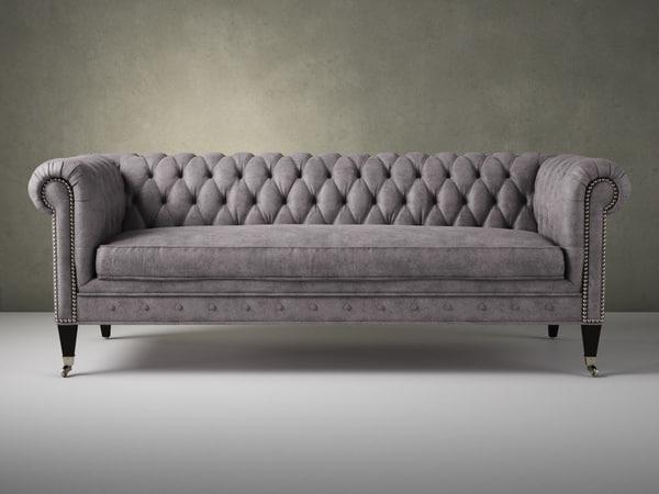 3D model chuck sofa