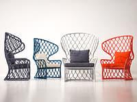 3D painho lounge chair model