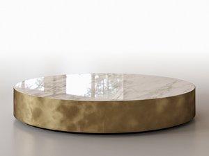 belt oval 3D model