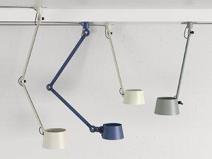 3D model bolt ceiling sidefit