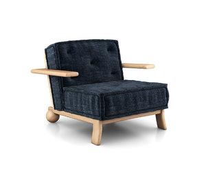 dune armchair jardan 3D model