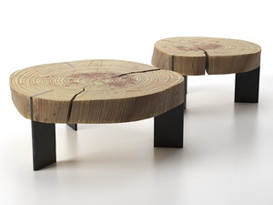 3D toc coffee tables model
