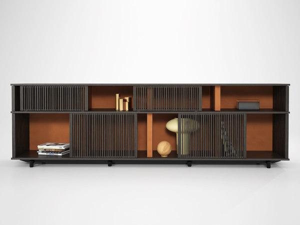 3D lloyd cabinet 225