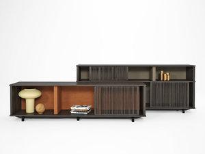 lloyd cabinet 170 3D