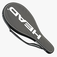 3D model tennis racket head
