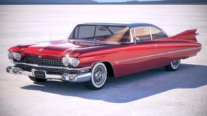 cadillac 62 1959 model