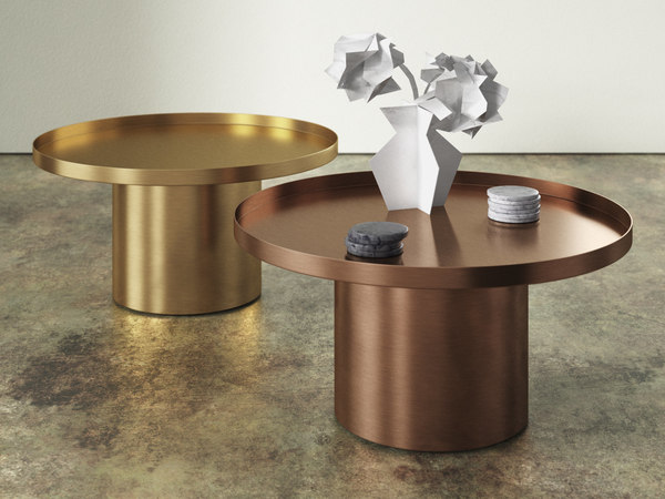 3D molly coffee table