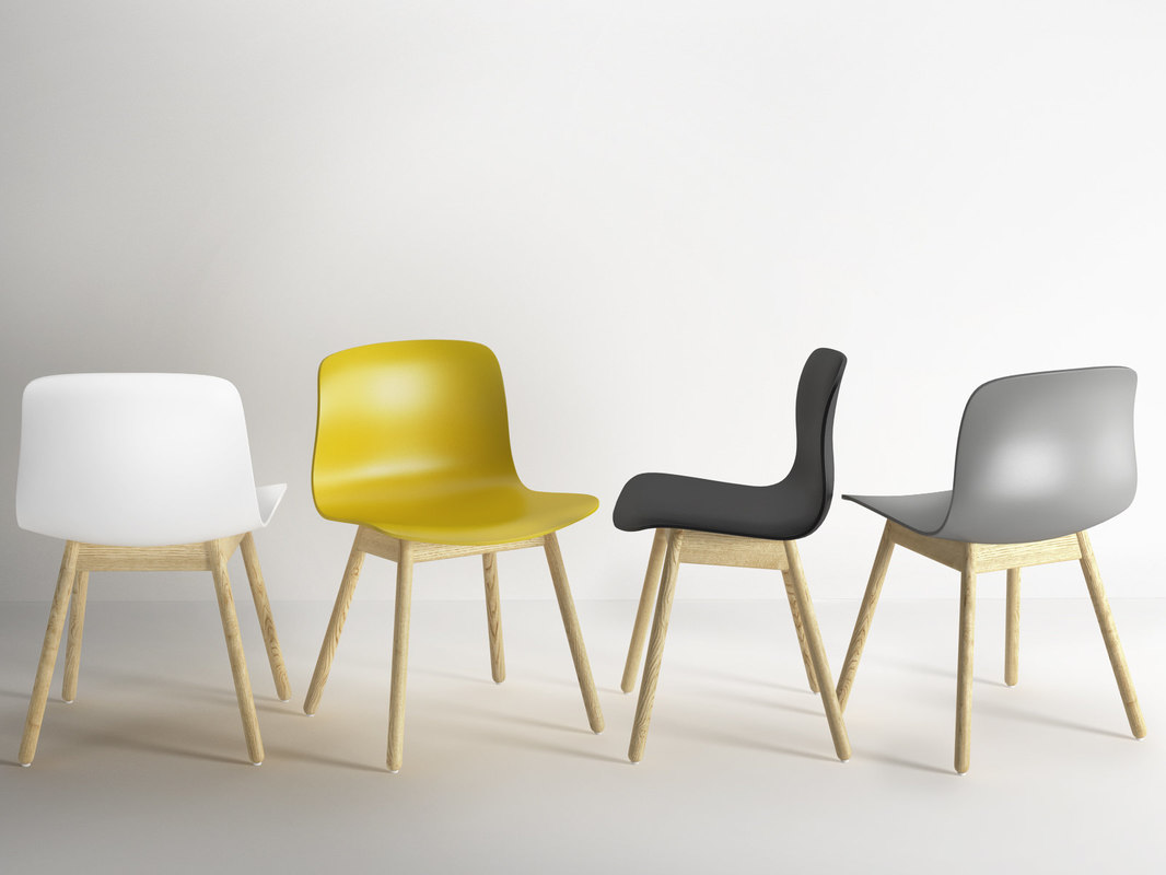 3D chair aac 12 model
