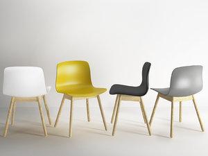 3D chair aac 12 model