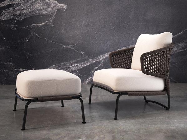 aston cord armchair ottoman model