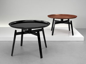 3D husk table b model