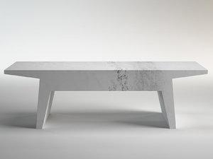 3D felix bench