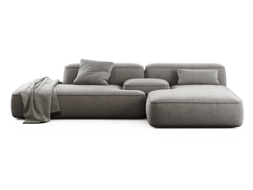 cloud sofa 01 3D