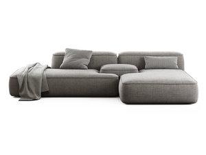 cloud sofa 01 3D