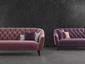 3D amouage sofa 215