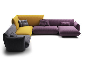bellavita sofa large 3D model