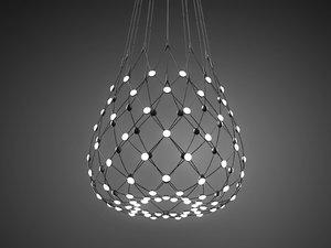 mesh luceplan 3D model