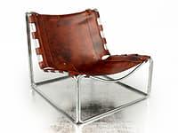 3D fabio lounge