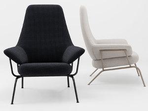 hai lounge chair model