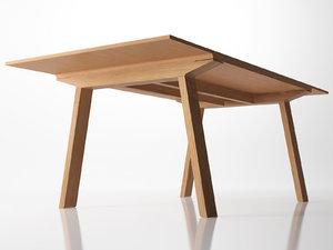 mitis rectangular 3D model
