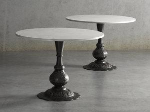 dining table n 3D model