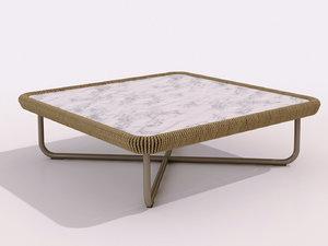 babylon table model
