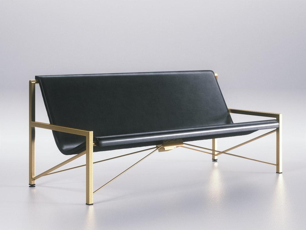 3D evia heated lounge