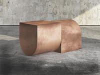3D u bench model