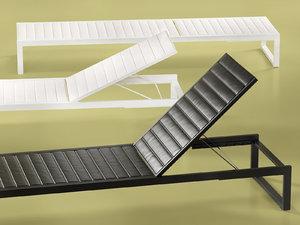 3D eos chaise