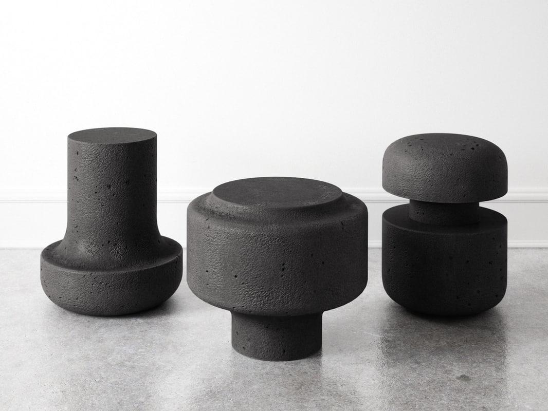 3D stephane parmentier model