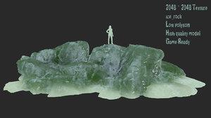 ice snow model
