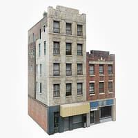 Apartment Building Block I