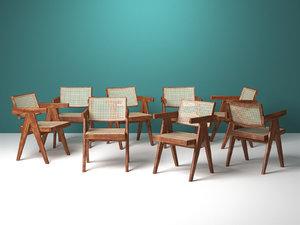 3D chandigarh office chair n