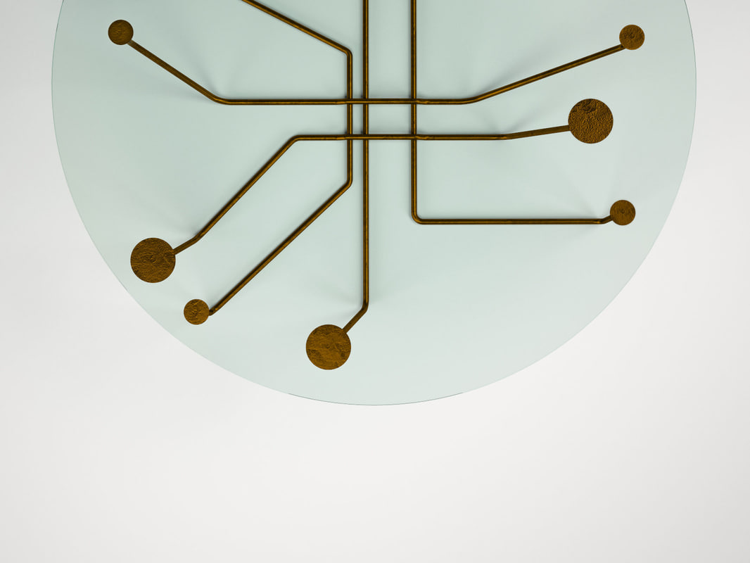 connection square 3D