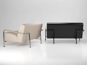 colubi sofa 3D model