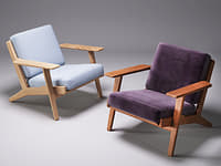Hans Wegner Plank Chair