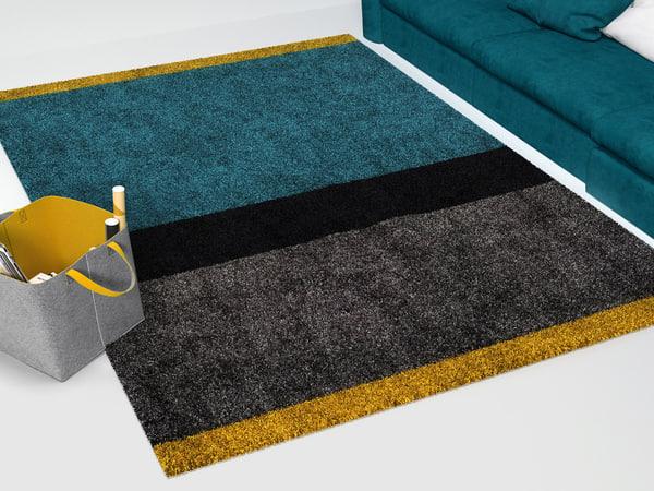 afaw shaggy rug model