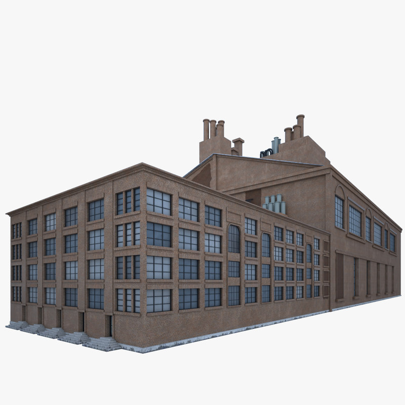 old factory model