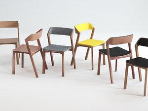 3D merano chair