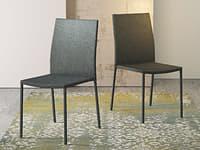 slim chair model